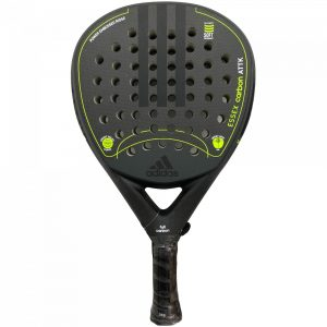 Raquette de padel ADIDAS ESSEX CARBON ATTACK BLACK LTD EFFECT