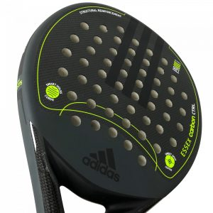 Raquette de padel ADIDAS ESSEX CARBON CONTROL BLACK LTD