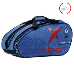 sac de padel dropshot avec logo french padel shop