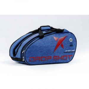 Sac de padel DROP SHOT ESSENTIAL BLEU
