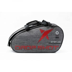 Sac de padel DROP SHOT ESSENTIAL GRIS