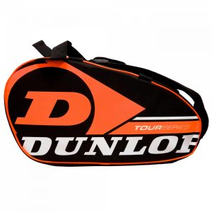 Sac de padel DUNLOP TOUR INTRO ORANGE