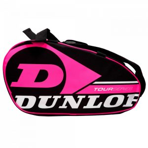 Sac de padel DUNLOP TOUR INTRO ROSE