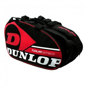 Sac de padel DUNLOP TOUR INTRO ROUGE