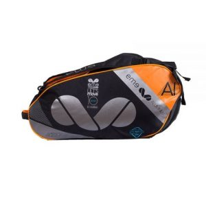 Sac de padel EME ALUMINIUM NOIR ORANGE