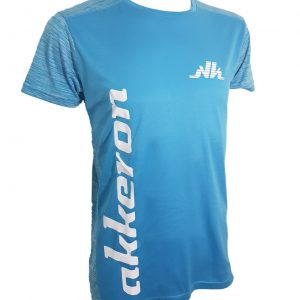 T-shirt homme AKKERON OFFICIEL BLEU