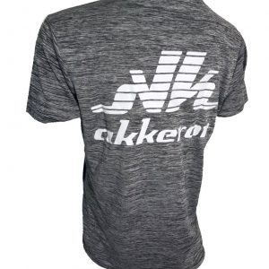 T-shirt homme AKKERON OFFICIEL NOIR