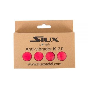 Antivibrateurs K-2.0 SIUX ROUGE