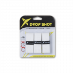 TRIPACK-SURGRIPS-DROPSHOT-COMPETITION-BLANC-FRENCHPADELSHOP