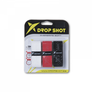 Tripack surgrips DROP SHOT SOFT