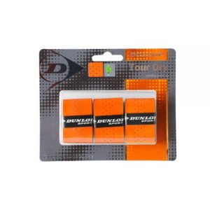 Tripack surgrips DUNLOP TOUR DRY ORANGE
