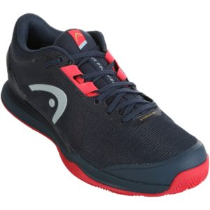Chaussures de padel HEAD SPRINT PRO 3.0 MARINE ROUGE