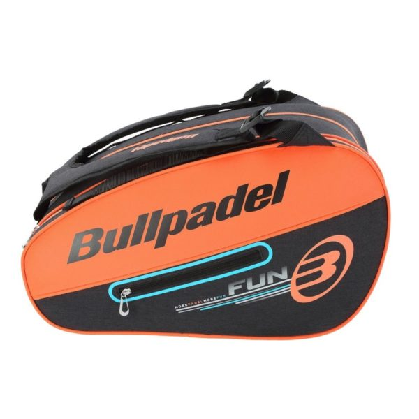 Sac de padel BULLPADEL FUN ORANGE