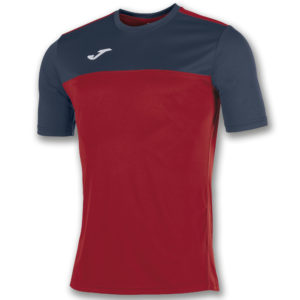 T-shirt homme JOMA WINNER ROUGE MARINE