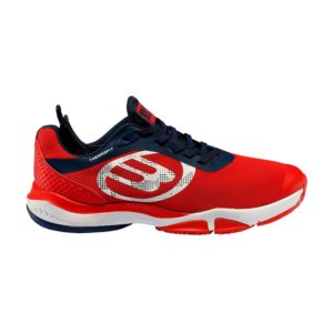 Chaussures de padel BULLPADEL VERTEX LIGHT MARINE ROUGE
