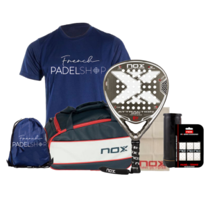 Raquette de padel NOX ATTRACTION WPT