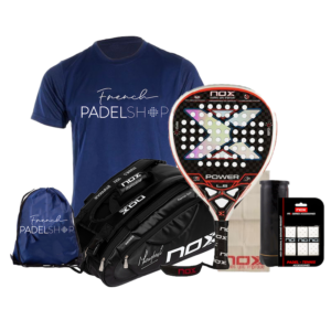 Raquette de padel NOX LUXURY POWER L6