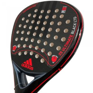 Raquette de padel ADIDAS X5 ULTIMATE BLACK LTD
