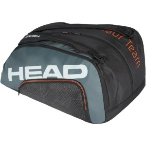 Sac de padel HEAD TOUR TEAM MONSTERCOMBI NOIR GRIS