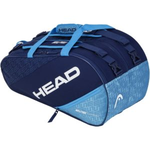 Sac de padel HEAD ELITE SUPERCOMBI BLEU MARINE