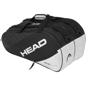 Sac depadel HEAD ELITE SUPERCOMBI NOIR GRIS