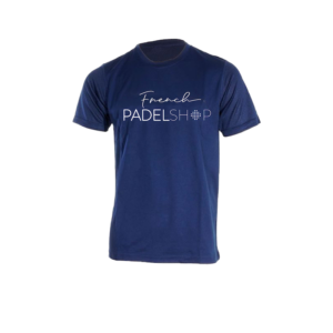 T-shirt homme FRENCH PADEL SHOP BLEU MARINE