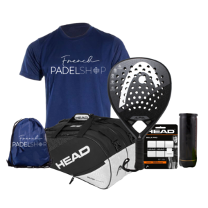 Raquette de padel HEAD GRAPHENE 360 ALPHA ELITE