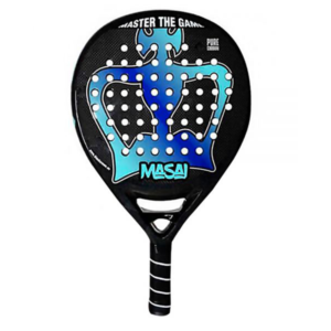 Raquette de padel BLACK CROWN MASAI