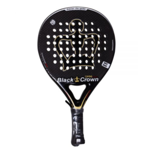 Raquette de padel BLACK CROWN OMNI