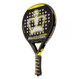 Raquette de padel BLACK CROWN PITON 7.0 SOFT