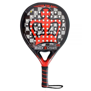 Raquette de padel BLACK CROWN PITON 8.0