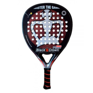 Raquette de padel BLACK CROWN PITON ATTACK