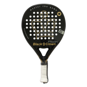 Raquette de padel BLACK CROWN PITON