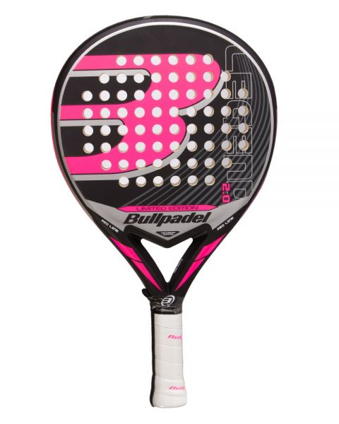 Raquette de padel BULLPADEL LEGEND 2.0 LIMITED EDITION WOMAN