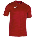 T-shirt homme JOMA GRAFITY ROUGE
