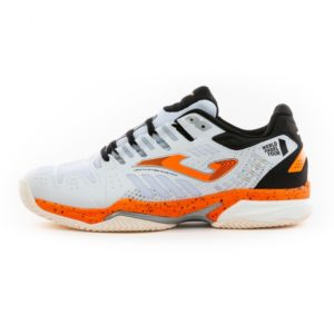 Chaussures de padel JOMA T.SLAM WPT MEN BLANC ORANGE