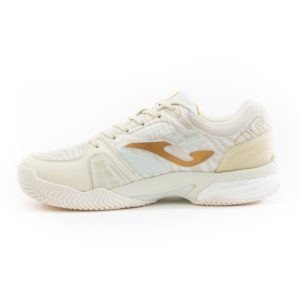 Chaussures de padel JOMA T.SLAM WPT LADY BLANC CLAY