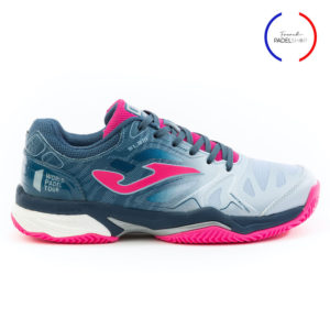 chaussures de padel joma avec logo french padel shop