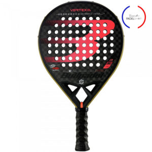 raquette de padel bullpadel avec logo french padel shop