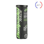 tube de balles de padel bullpadel avec logo french padel shop